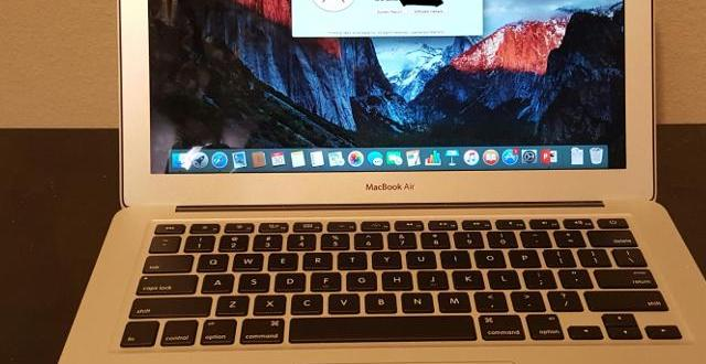 BUY: APPLE MACBOOK AIR (4GB RAM | 128GB SSD)