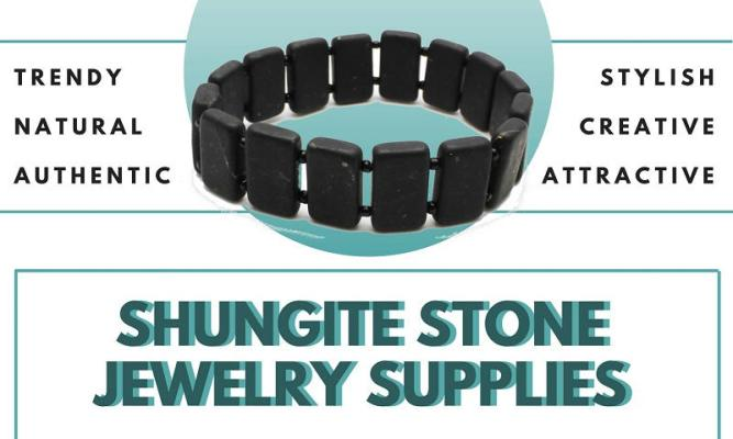 shungite-stone-from-Russia-for-jewelry-making