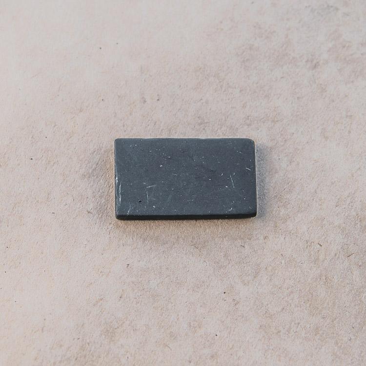 Set of 5 rectangle shungite phone plates for EMF protection WHOLESALE