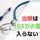 治験と103万