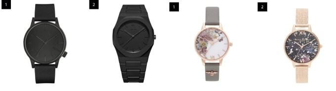 PICTO-腕時計