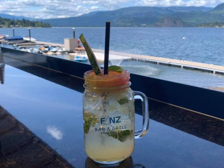 Top 3 Patios in the South Shuswap