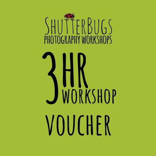 Shutter Bugs 3hr Voucher