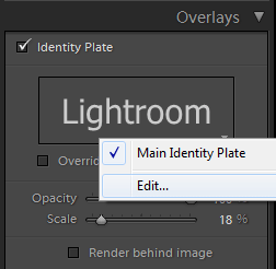Lightroom-Slideshow-Module-Title