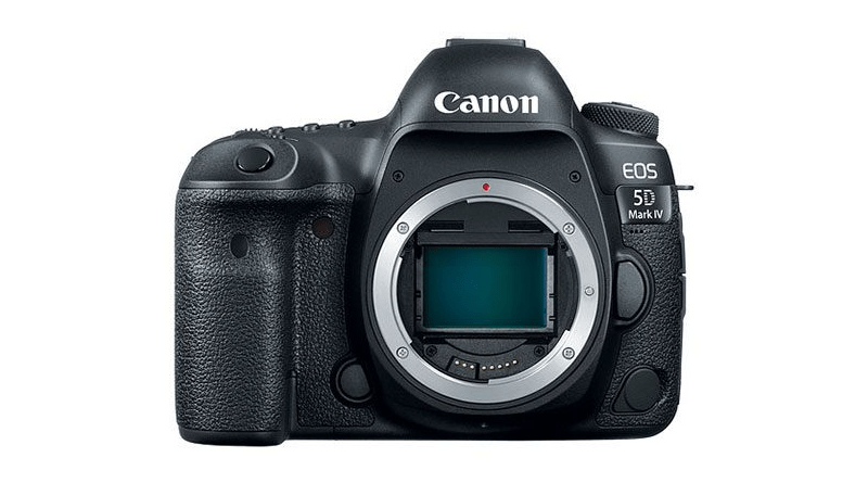 Canon EOS 5D Mark IV will get C-Log Feature with Firmware Update