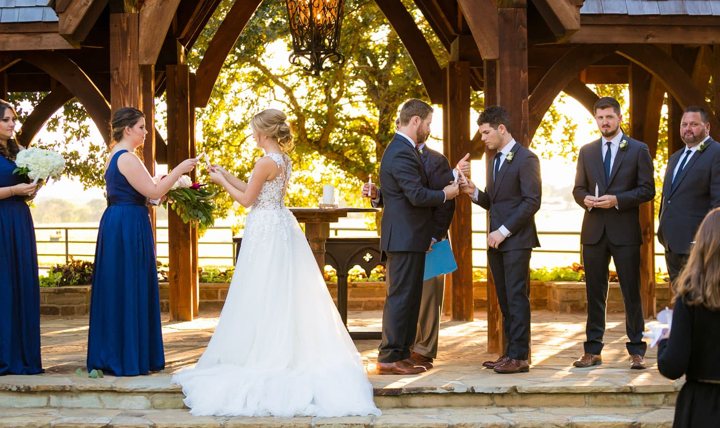 30 Traditional And Unique Unity Ceremony Ideas