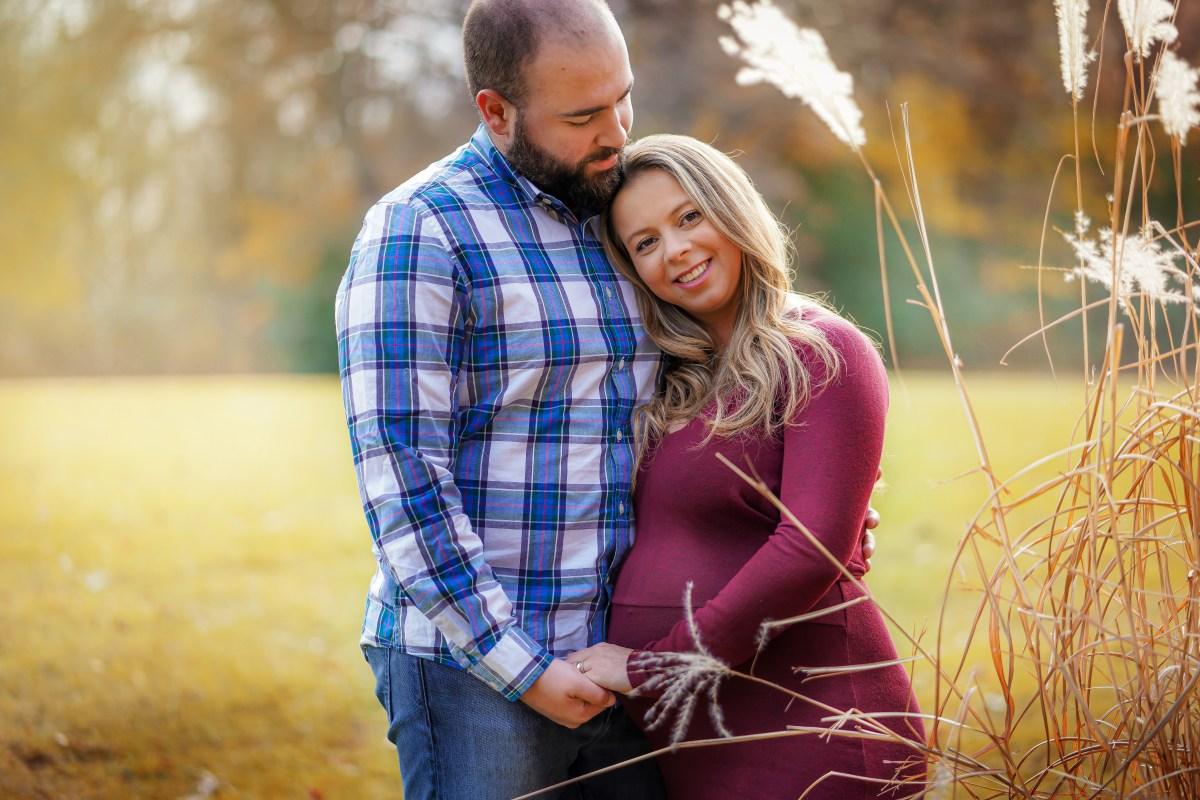 Jennifer Maternity Photoshoot
