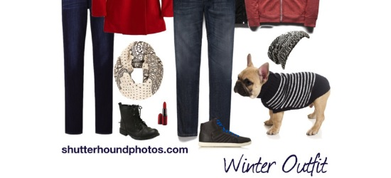 Winter Pet Photography Outfit - What To Wear - Shutter Hound Pet Photography - shutterhoundphotos.com