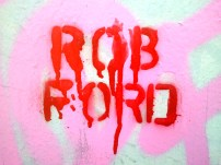 Rob Ford Bleeds