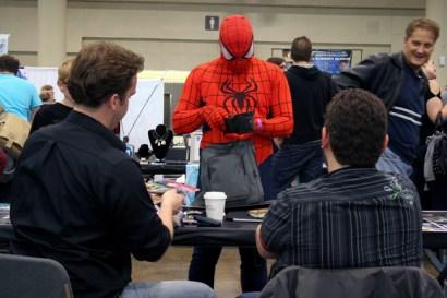 Spiderman Purchase