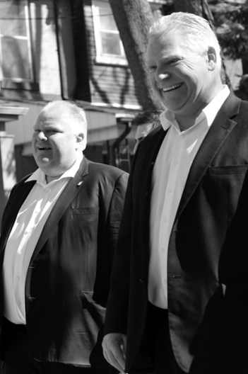 Ford Chuckle Brothers