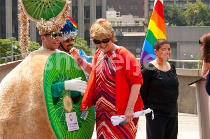 Shelley Carroll Likes Kiwis