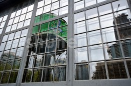 Steam Whistle Brewery - Tower Reflection