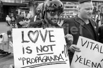 Love Is Not Propaganda