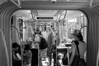 Inside the new TTC Streetcar
