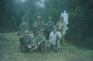3rd Squad, consisting of Old Hickory Association members and two First Allied Airborne Army members (not pictured here).
