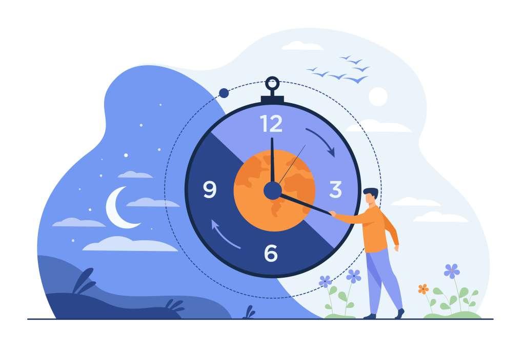 Around the clock productivity isn't the goal