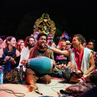 bhakti-stage