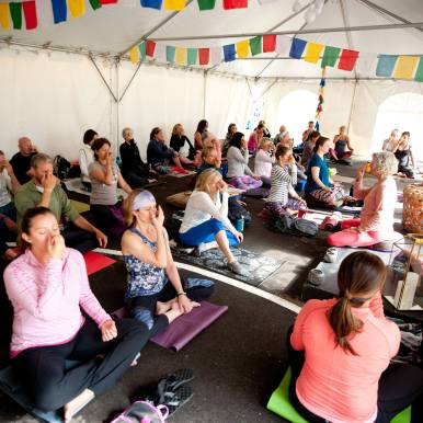 Telluride Yoga Festival   photo by JOANIE SCHWARZ PORTRAITURE