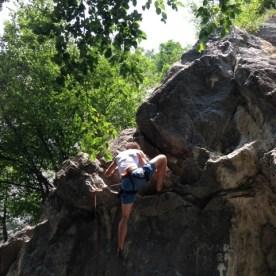 Klettern am Ruhetag