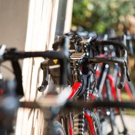 Rose Bikes und Polar V650 - photo: Irmo Keizer