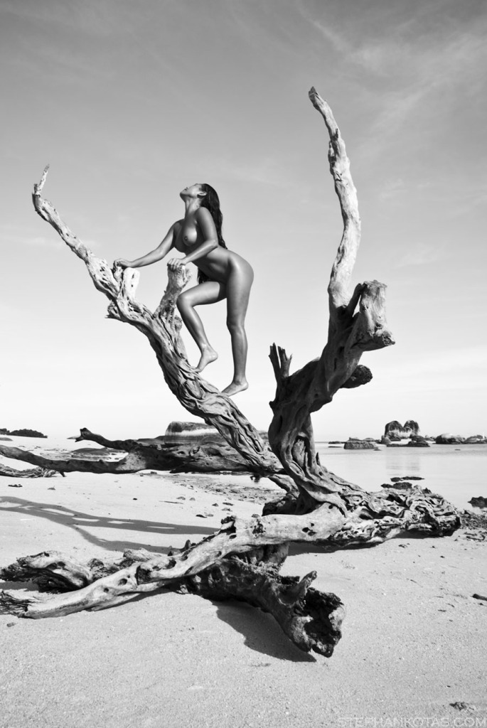 Photo series 'Art Nude in Nature' by Stephan Kotas
