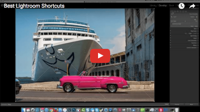 Best Lightroom Shortcuts