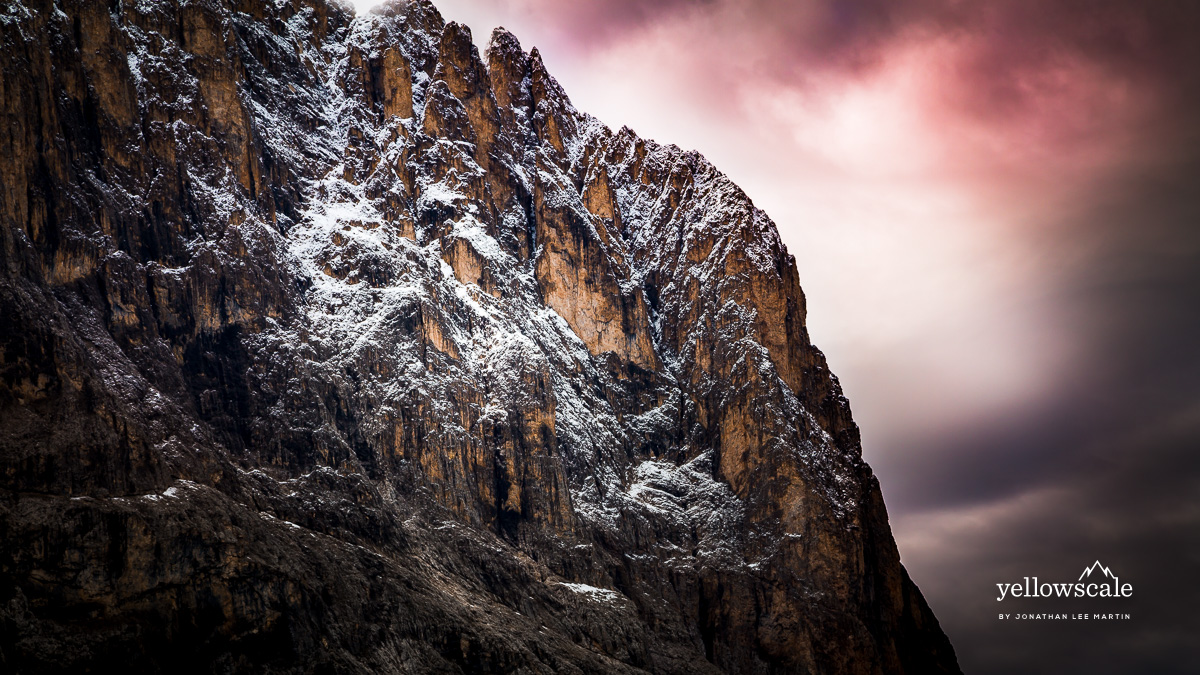 Mountainscapes The Alps & Dolomites
