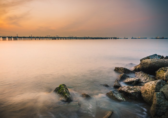 Bedok Jetty, East Coast Park, Singapore