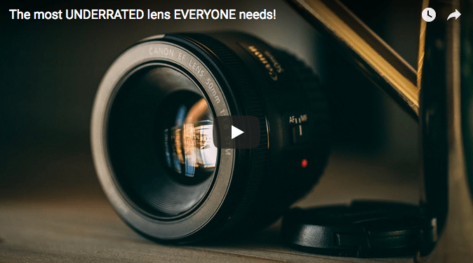 Peter McKinnon shows us why we must have this lens