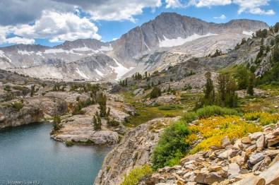 20 Lakes Basin