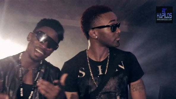 Christopher Martin and Konshens
