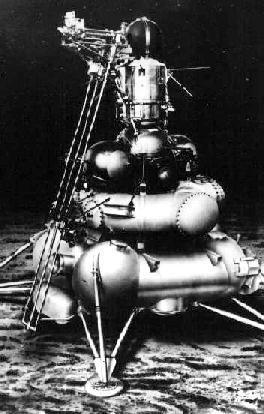 Luna-24 probe