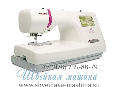 Janome Memory Craft 350E вышивальная машина 1