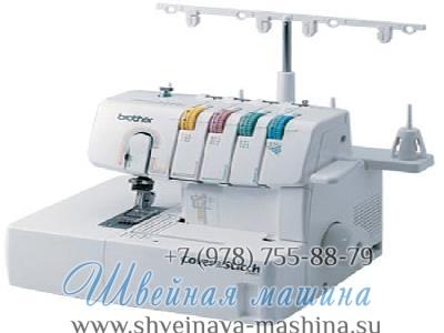 Плоскошовная швейная машина Brother M-2340CV  1