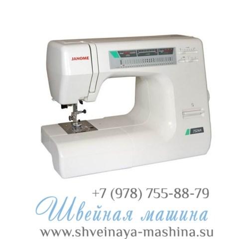 Швейная машина Janome DE 7524 A 1