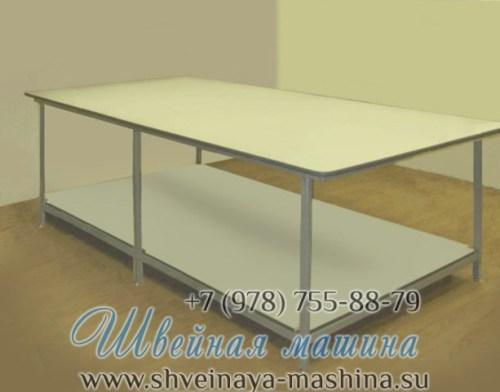 Раскройный стол 2-уровневый CT-24 Aurora 1