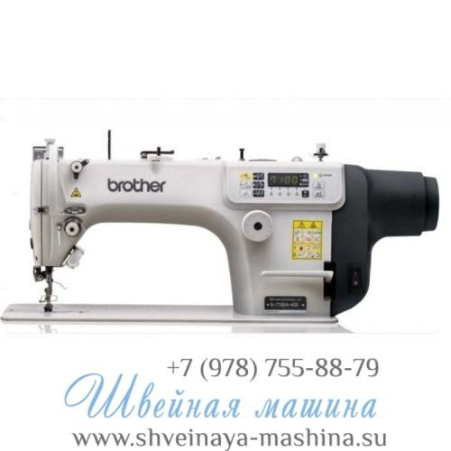 Прямострочная швейная машина Brother S-7100A-403 с прямым приводом и электронными функциями 1