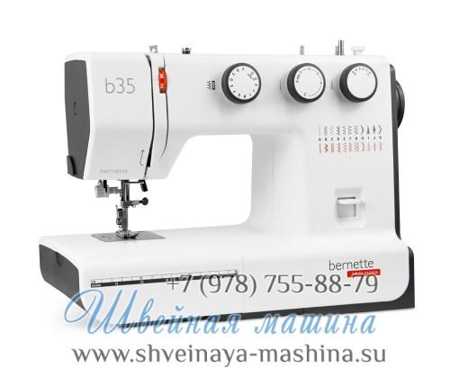 Купить Швейную машину Bernette B35