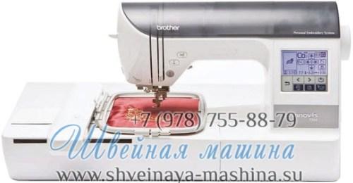 Вышивальная машина BROTHER NV 750e 1