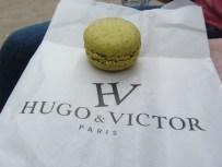 מקרון של הוגו וויקטור, כמעט טעים כמו אלו של פייר הרמה