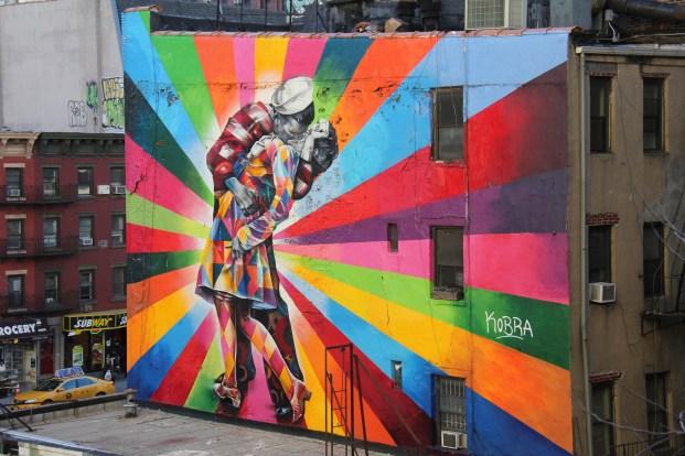 אמנות רחוב בהייליין
