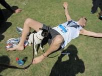 """מרתון ת""""א 2012. המרתון הראשון של הגיס הצריך תלבושת חגיגית"""
