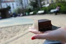 עוגת השוקולד המפורסמת של קלייר דמון, Des Gateaux et du Pain