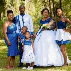 Traditional Shweshwe Dresses 2021 For Wedding (8)