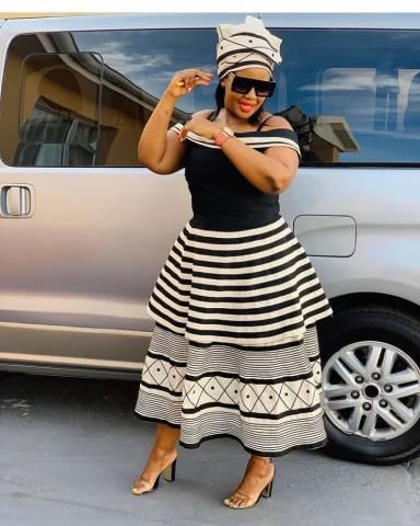 Traditional Xhosa Wedding 2021 With A Modern Twist (5)