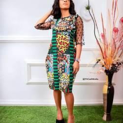 ANKARA SHORT DRESSES STYLE 2021 (8)