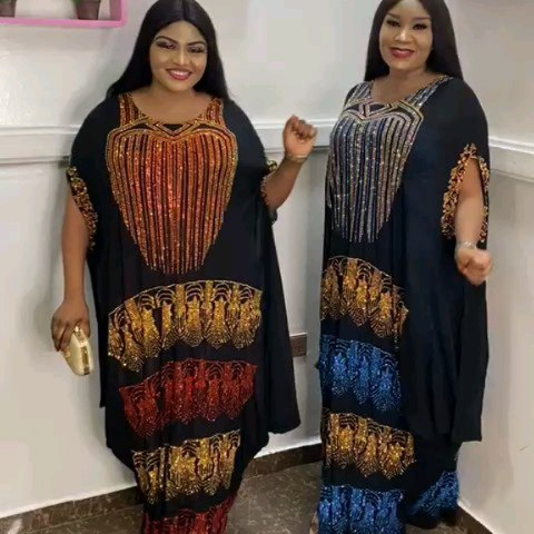 Agbada Outfit for Celebrities males & Females 2021 (1)