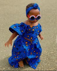 ANKARA FEMALE BABY DRESSES (13)