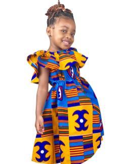 ANKARA STYLES FOR LITTLE KIDS GIRLS & BABY GIRLS 2021 (1)